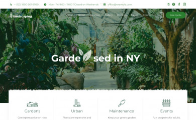 (VamTam) Landscaping screenshot
