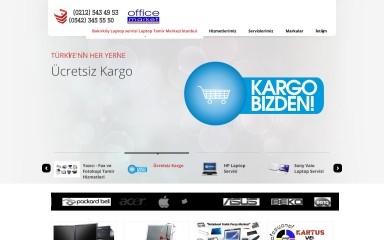 laptoptamirmerkezi.net screenshot