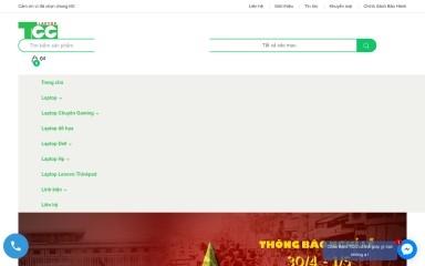 laptoptcc.com screenshot