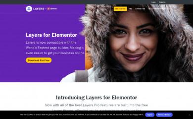 http://www.layerswp.com/ screenshot
