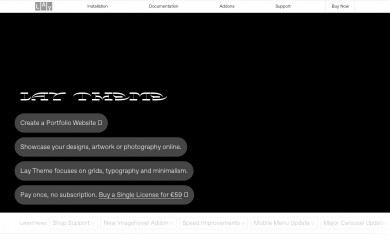 http://laytheme.com/ screenshot