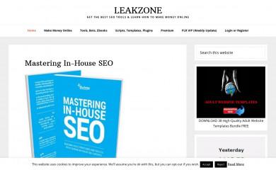 http://leakzone.xyz screenshot