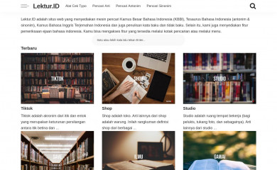 lektur.id screenshot