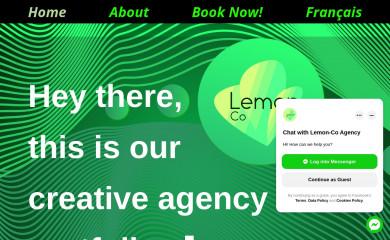 lemon-co.ca screenshot