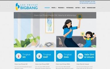 lesprivatbigbang.com screenshot