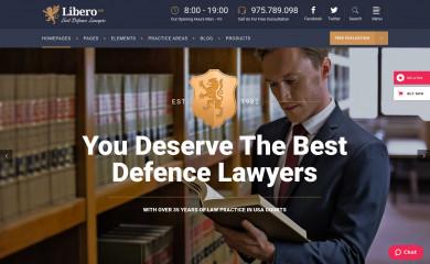 Libero screenshot