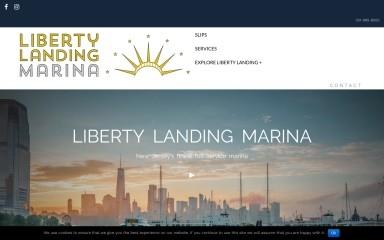 libertylandingmarina.com screenshot