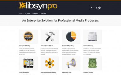 libsynpro.com screenshot