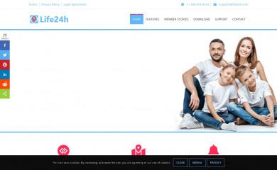 life24h.com screenshot