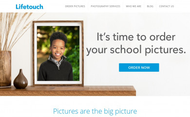 lifetouch.com screenshot