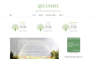 lifechatsabout-lifethings.com screenshot