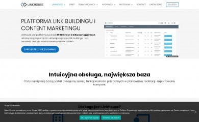 linkhouse.co screenshot