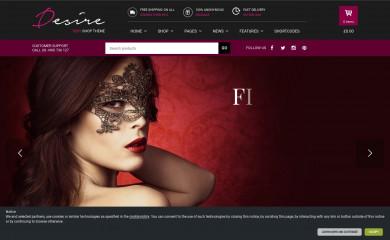 Desire Sexy Shop screenshot