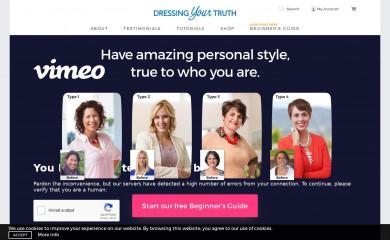 liveyourtruth.com screenshot