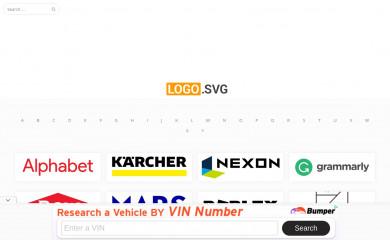 logosvg.com screenshot