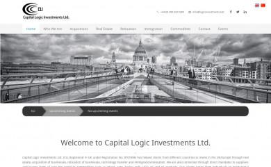 logicinvestments.net screenshot