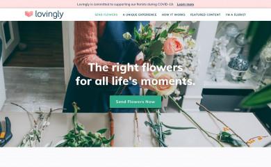 http://lovingly.com screenshot