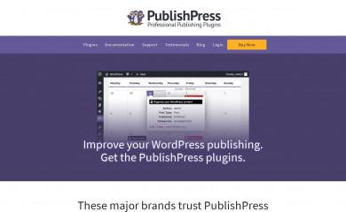 publishpress.com screenshot