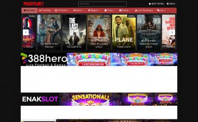 http://pusatfilm21.com screenshot