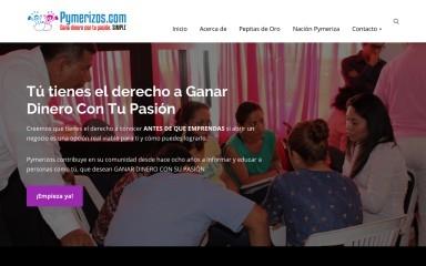 pymerizos.com screenshot
