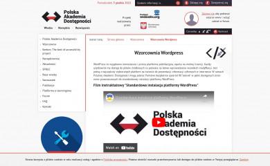 http://pad.widzialni.org/wordpress screenshot