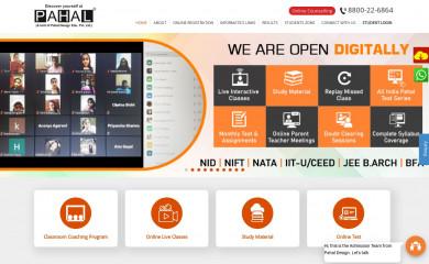 pahaldesign.com screenshot