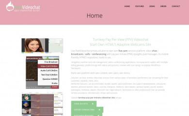 paidvideochat.com screenshot