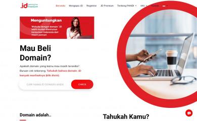 http://pandi.id screenshot