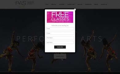 http://pasnigeria.com screenshot