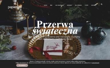 papierove.pl screenshot