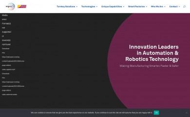 parirobotics.com screenshot