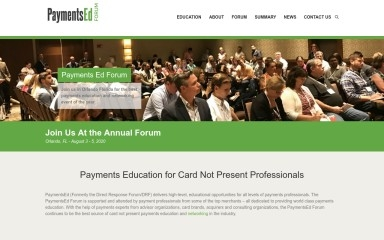 http://paymentsed.org screenshot