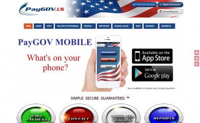 paygov.us screenshot