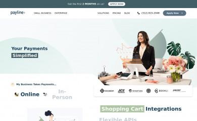http://paylinedata.com screenshot