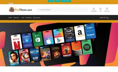 paythem.net screenshot