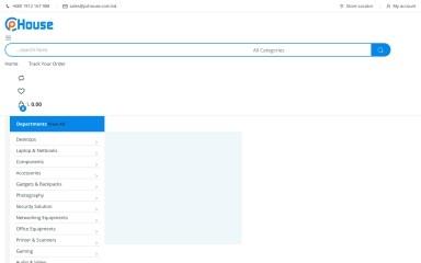 pchouse.com.bd screenshot