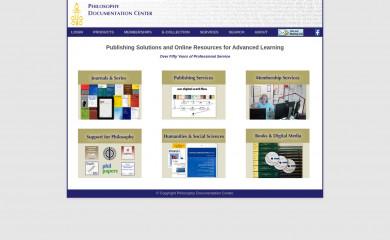 pdcnet.org screenshot
