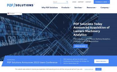 pdf.com screenshot