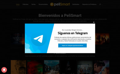 http://pelismart.com screenshot