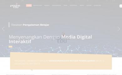 pesonaedu.id screenshot