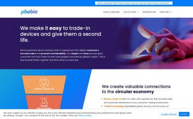 phobio.com screenshot