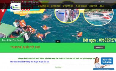 phuquocxanh.com screenshot