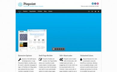 Pinpoint screenshot
