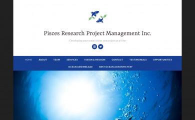 piscesrpm.com screenshot