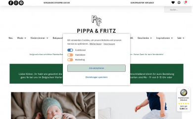 pippaundfritz.de screenshot