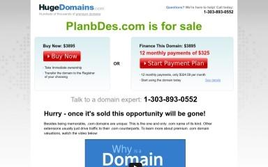 planbdes.com screenshot