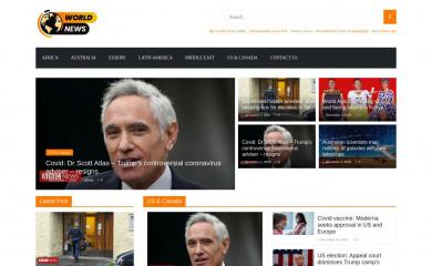 planetworldnews.com screenshot