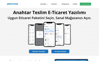 platinmarket.com screenshot