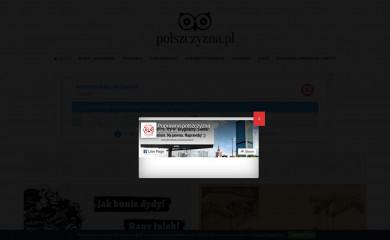 http://polszczyzna.pl screenshot