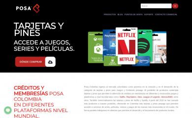 posa.com.co screenshot